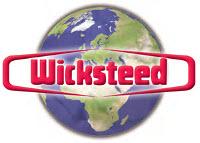 Wicksteed Globe Logo